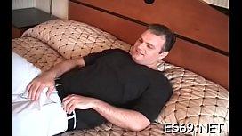 Sensational minx brought to orgasm