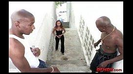 Black cock whore 210