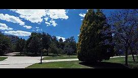TRAVEL SHOW ASS DRIVER -  Valencia. Turia park with Sasha Bikeeva. Jard&iacute_n del Turia Part 4