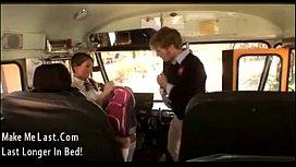 Hot Bus Ride