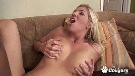 Jordan Kingsley Gags On A Big Black Cock