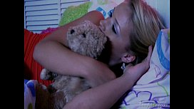 Freak Under The Bed Fucks A Teen Sleeping Over Kelly Madisons House