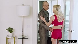 BLACKED She was tired of her jealous husband so she got BBC
