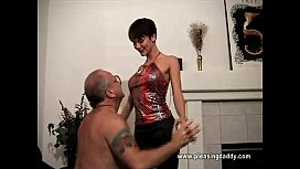 Trillian Gets On Her Knees To Please Uncle Jesse