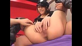 haruka sanda police threesome japanese cumshot