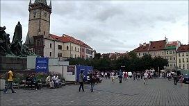 Buck Wild Shows a Glimpse of Staroměstsk&eacute_ n&aacute_m Prague