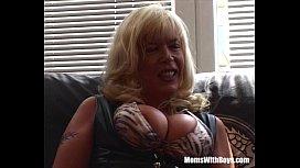 Big Boobed Mature Blonde Housecall Sex Service