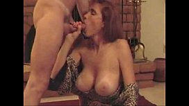 Redhead wife queen of cum compilation