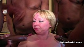 Pale white wife with huge black cocks