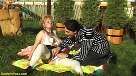 b. picnic fuck with stepmom
