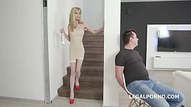 Perverse Wife with Ciara Riviera, 3on1 Big Dicks with Balls Deep anal, Gapes, DP, DAP, Facial GIO926