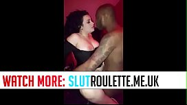 Beautiful cam girl allows back guys to fuck her on cam show at slutroulette.me.uk