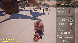 Fat man Sex Wit Tanya Wild Life Game Fat man Sex Wit Tanya Wild Life Game Part 2
