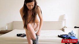 FIT18 - Ariel Grace - 50kg - Casting Skinny Half Korean Beauty - 60FPS