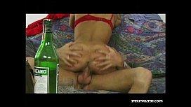 Julia, Busty Russian Anal Addict Slut