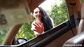 Real amateur street whores compilation POV