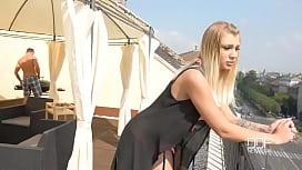 Mature blonde russian private porn