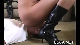 Experienced babes like humiliating chaps all the time