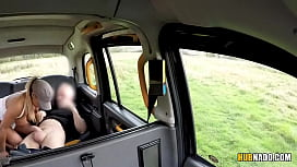 Cab Driver Having Fun With Inked Slut, Talula Thomas