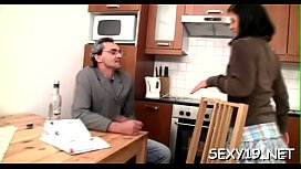 Mature teachers are getting wild irrumation from sweet babe