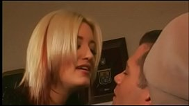 Married fellow neglect interests of his charming wife Aurora Snow and prfers to have a good time with blonde nympho Kimberly Kane