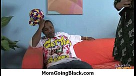 Horny hot Mom getting fucked by black monster 23