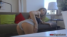 Massage loving eurobabe gets assfucked