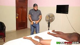 My Girlfriend Slept Off While I Fucked Her Sister - NOLLYPORN