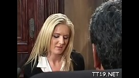 Blonde nymph Daryn'_s cave wants sex