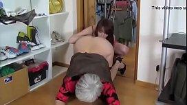 Porno mature jeune patron