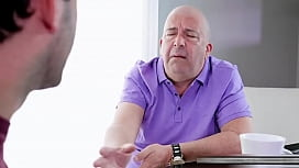 caring dad orders his mail order asian bride to take care of son