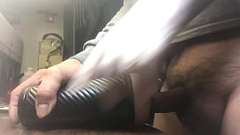 Nice and warm Pussy toy