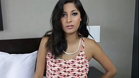 Tricky agent fucks model on casting couch