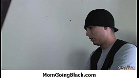 Mom go black - Interracial hardcore sex 22