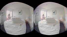 Yanks VR Presents Marina'_s Spectacular Orgasm