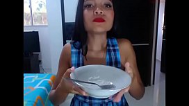 Sharlotte shann morena en webcam