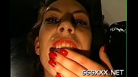 Mind-blowing group fuckfest with loads of sated cumshots