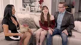 Keep your hands off him Grandma, He'_s mine! - Alison Rey and Rita Daniels