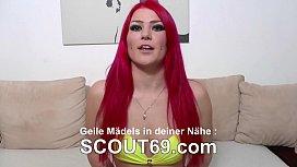 German MILF - MILF Amateurin Nadja Summer beim Usertreffen ohne Kondom