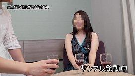 32歳 人妻 かんなさん(仮名)初めて知った3Pの鬼快楽に完堕ち。種付けされて痙攣アクメする個人撮影