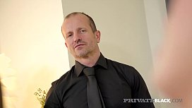 PrivateBlack - Wife Daphne Klyde Anal Pounded By BBC &amp_ Hubby