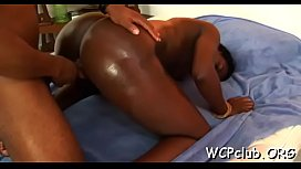 Wicked chick with great butt gets her anal hole fucked hard