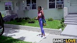 Maya Farrell College Girl Fucks Hard For Help