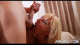 Porn sex big boobs son