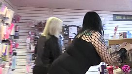 LACEYSTARR - Late Night Shopping with Jem Summers