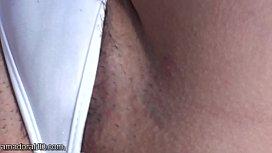 wicked weasel bikini string closeup