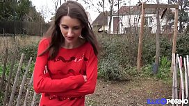 Pauline jeune maman aime les doubles p&eacute_n&eacute_trations