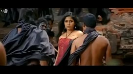 Anjali slow motion hot romance