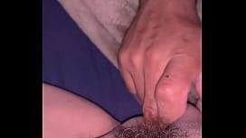 Clitoris tan caliente! Estoy bien mojada!