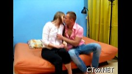 Nice babe acquires drilled hard